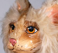 """Katherine's Collection 26"""" Rustico Victorian Tabby Cat Doll Store Sale"""