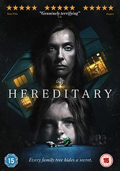 In Ari Asters Hereditary 2018 if you look closely at the bottom of the poster you can see What looks like another miniature secretly spoiling the end of the film before they even walk in. Music Magpie, A Serbian Film, Gabriel Byrne, Teenage Daughters, Horror Movies, Tv Series, Entertaining, Movie Posters, Libraries