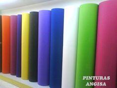 MOQUETA: Gran variedad de colores disponibles en stock