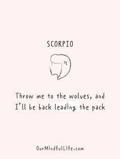 Thanks for letting me go cause I wouldn't know how much I don't need you anyway. Scorpio And Capricorn, Scorpio Zodiac Facts, Zodiac Signs Astrology, Scorpio Woman, Zodiac Star Signs, Zodiac Art, Zodiac Sign Facts, My Zodiac Sign, Like Quotes