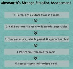 Ainsworth's Strange Situation Assessment