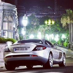 Mercedes Benz AMG McLaren SLR - Monaco living