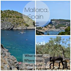Mallorca, Spain. What to do, Where to go, What to do
