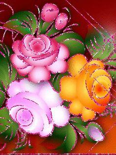 Шикарные цветы