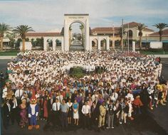 Universal Studios Opening day Staff via Greg Zustava Universal Studios Parking, Universal Studios Theme Park, Universal Parks, Hollywood Studios, Over The Years, Dolores Park, In This Moment, Adventure, History