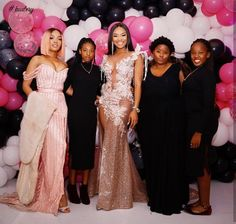 Bonang Matheba Celebrates Birthday In Glitz And Style. See All Photos Here Prom Party Dresses, Bridesmaid Dresses, Formal Dresses, Wedding Dresses, 31st Birthday, Bridal Robes, Queen B, African Design, African Beauty