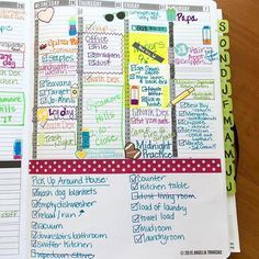 Guess what day it is. It's Planner Crush Wednesday!😍 This week, we chose as our Planner Crush 💕 We thought some of you could… Agenda Planner, Planner Tips, Passion Planner, Planner Pages, Life Planner, Happy Planner, Printable Planner, Planner Journal, Printables