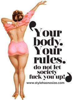 Click for our free Body Acceptance magazine!