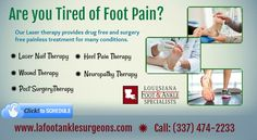 Best Podiatrist For Ligament Injury in Lake Charles