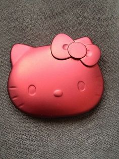 Hello Kitty Mirror From The Noir Collection At Sephora