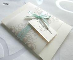 Details Zu Edle Einladungskarten, Hochzeit, Inkl. Druck U0026 Umschlag, H103