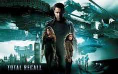 A brand new poster for Sony Pictures/Len Wiseman's upcoming sci-fi/action film Total Recall is now online, featuring Colin Farrell, Kate Beckinsale and Jessica Biel. Check it out after the jump. Colin Farrell, Jessica Biel, Kate Beckinsale, All Movies, Great Movies, Movies Online, Watch Movies, Awesome Movies, Movies Free