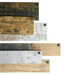 Aparici wood-look porcelain tiles, delivering the natural aged depth of old hardwood, sans all the upkeep. Each tile has a unique texture so...