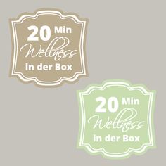 20min Wellness in der Box, Stampin´Up! Stempeln, Craft, Designeretikett, basteln, stampin www.facebook.com/