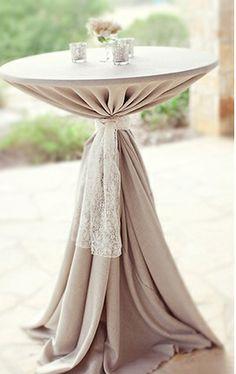 Table cloth- Caffe-Latte