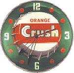 Not talking Denver Broncos here ~ Orange Crush clock