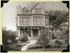 Cook House early 1900