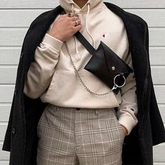 Newest summer mens fashion. Fashion Mode, Aesthetic Fashion, Look Fashion, Aesthetic Clothes, Korean Fashion, Mens Fashion, Tumblr Outfits, Edgy Outfits, Cool Outfits