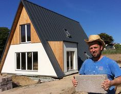 A Frame House, First Story, Affordable Housing, Kit Homes, Customer Feedback, Cabin, Outdoor Decor, Tips, Interiors