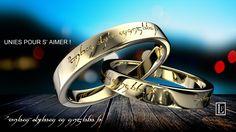 message elfique pour s'aimer étude 3d bijouterie lignon