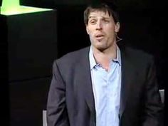 Anthony Robbins - Motivates you in 20 minutes TED Talks - http://www.Facebook.com/AranzamendiAd