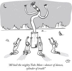 Daily Cartoon: Thursday, August 14th - The New Yorker