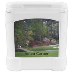 Amen Corner Igloo Rolling Cooler