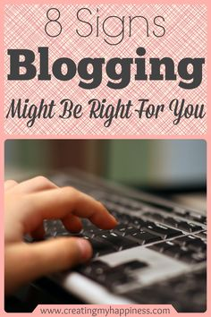 Have you ever thought about blogging as a business? Consider these 8 qualities every blogger should have before you begin.