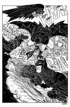 The Batman by Rafael Grampá *