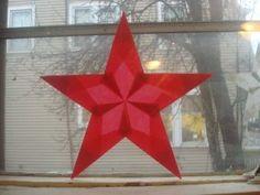 5 point window star tutorial