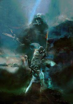 Chrisopher Shy - Star Wars  #starwars