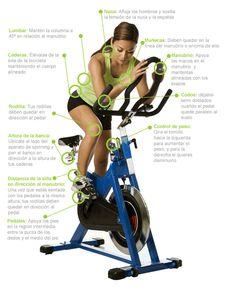 Consejos para hacer spinning