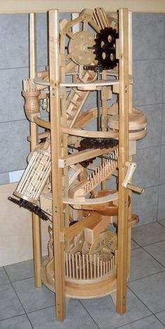 52 Best Marvelous Marble Machines Images In 2017 Marble