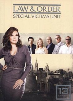 Law And Order - Special Victims Unit - The Thirteenth Year (13) (Boxset) DVD Movie http://www.inetvideo.com/collections/inetvideo-law-and-order-videos-on-dvd