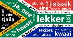 may not be aware of this, but not everyone in the world speaks South African. And in honour of South African lingo, we've put together a list of slang words. Heritage Day South Africa, Africa Quotes, South Afrika, African Theme, Out Of Africa, African Culture, African History, Words, Cape Town