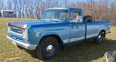 1971 International Harvester : Other blue  Vanderbilt, PA  about 1 hour