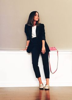 If you follow me on Instagram, you've already seen the outfits I wore in New York City. When I travel I'm faithful to my style and, especially during the day, I choose comfortable and causal clothes. (Gabi May)