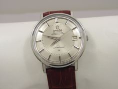 1966 OMEGA CONSTELLATION PIE PAN CHRONOMETER