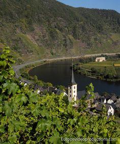 Calmont an der Mosel in Deutschland