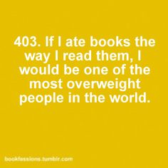 I read during meals, whether there's another person with me at the table or not, is completely insignificant.