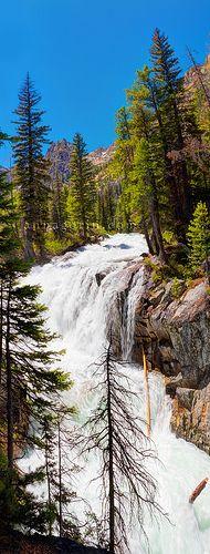 Chasing the vertorama,Redfish Creek, Idaho   Flickr