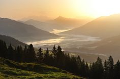 Wildschönau Tirol Mountains, Nature, Travel, Vacation, Voyage, Viajes, Traveling, The Great Outdoors, Trips