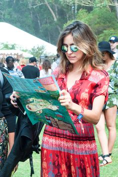 5 Tips for Making the Most of One Day at a Music Festival | Free People Blog #freepeople