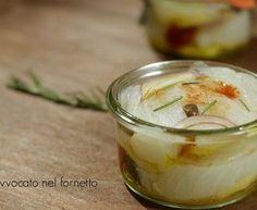Ricette Di Vasocottura - myTaste.it Sous Vide, Finger Foods, Panna Cotta, Food And Drink, Pudding, Jar, Healthy Recipes, Canning, Dinner