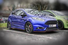 Ford Fiesta st3 mountune mp215