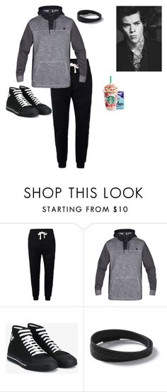 """""""Harry AU Outift #4"""" by imani-loves-1d ❤ liked on Polyvore featuring Topman, Hurley, adidas, men's fashion and menswear"""