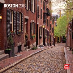 Boston Wall Calendar: Combine an assortment of ethnic neighborhoods, sophisticated centers of academia, and more than a few historically significant landmarks, and you have Boston, Bean Town, the Cradle of American Independence.