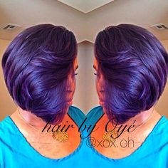 Weave Bob Hairstyles With Color Love that color on pinterest best ...