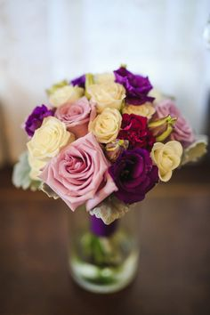Shades of Purple{Twin Oaks Garden Estate} Summer Wedding Photographer:  Leif Brandt Photography