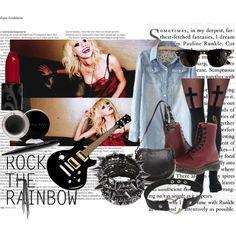 Denim Rock